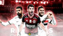 Suárez no Flamengo? Veja craques rejeitados por clubes brasileiros