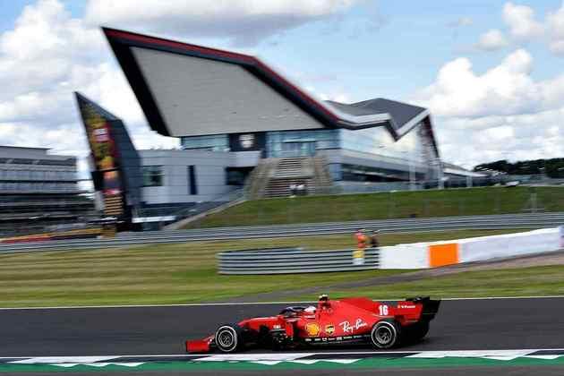 Já são 12 pódios na carreira do monegasco da Ferrari