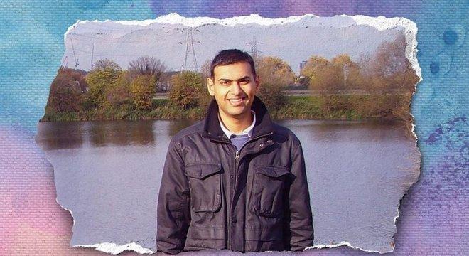 Jaabir Ramlugon conseguiu se reerguer emocionalmente ao ser diagnosticado com TPB e com caminhadas semanais em um grupo de apoio a pessoas com problemas mentais