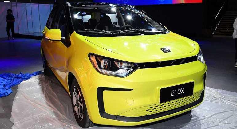 Carro tem propulsor de 62 cv e 15,3 kgfm de torque
