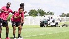 Jacaré invade treino do Toronto FC, novo time de Soteldo; veja o vídeo