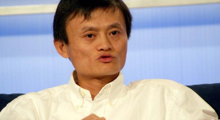Ma é o empresário de maior destaque na China