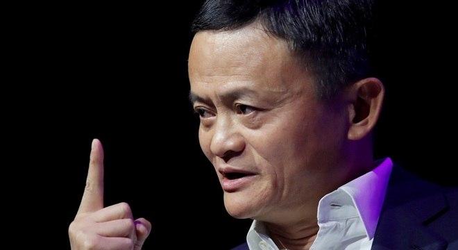 Jack Ma vendeu ações da Alibaba para se focar em filantropia