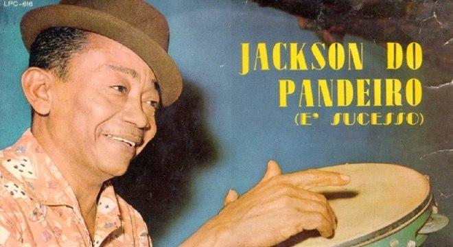"""Jackson do Pandeiro era conhecido como o """"rei do ritmo"""""""