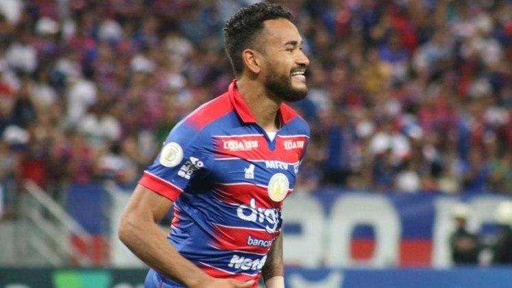 Jackson (Fortaleza - Zagueiro) - 30 anos - contrato até dezembro de 2021