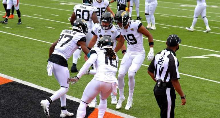 Jacksonville Jaguars tem talentos no elenco que ainda demandam experiência na NFL.