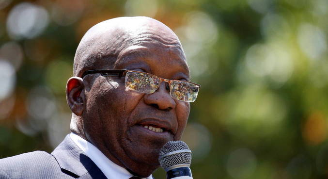 Jacob Zuma ficará preso por 15 meses por desacato ao tribunal máximo do país
