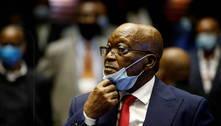 Julgamento do ex-presidente sul-africano é adiado para agosto