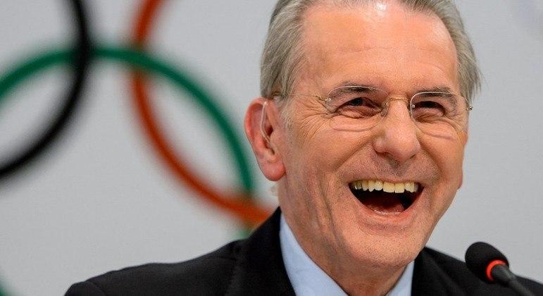 Rogge foi o 8º presidente do COI, de 2001 a 2013, sendo sucedido por Thomas Bach
