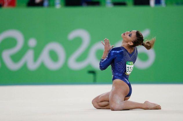 Jade Barbosa, da ginástica artística - 674.875 seguidores