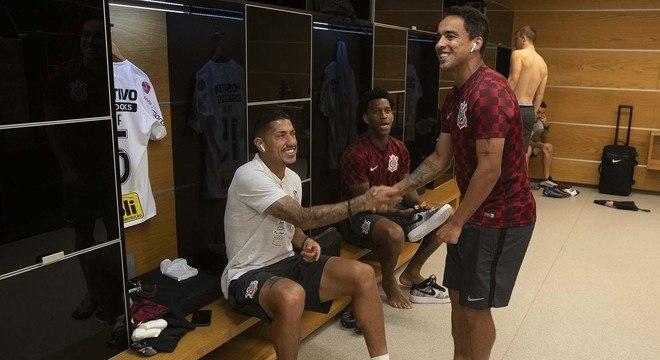 Ralf e Jadson fora do Corinthians. Tiago Nunes quer mais velocidade, intensidade