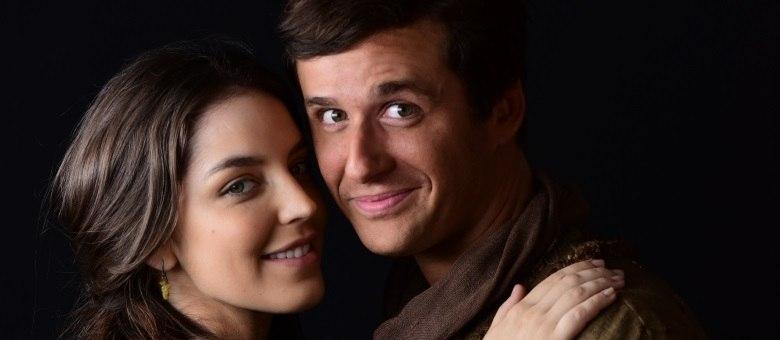 Dana e Jafé serão casados em Gênesis, a nova superprodução da Record TV