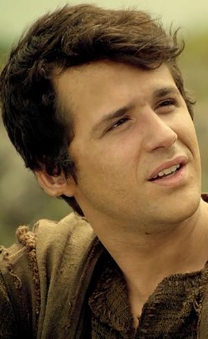 Jafé (Gil Coelho): Caçula de Noé e companheiro do pai. Gosta muito de animais.