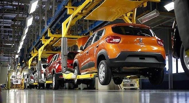 Renault antecipou paralisação para hoje em cumprimento ao decreto do Ministério da Saúde