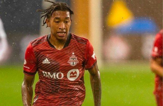 Jahkeele Marshall-Rutty (Canadá) - Clube: Toronto FC (Canadá) - Posição: Atacante