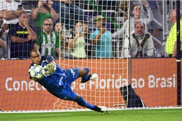 Jaílson (39 anos) - Goleiro do Palmeiras