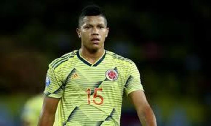 Jaime Alvarado - Athletico Paranaense - 20 anos - volante - colombiano