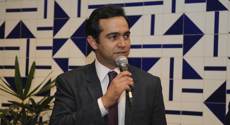 Ex-secretário de Turismo, Jaime Recena está internado em um hospital da Asa Norte