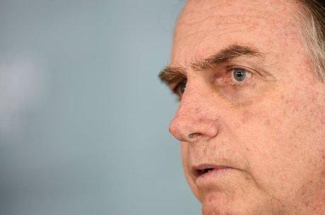 Jair Bolsonaro assumiu a Presidência em 1º de janeiro de 2019