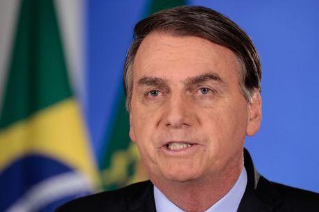 Bolsonaro evitou passar pela portaria principal