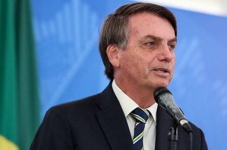 "Jair Bolsonaro: ""A OMS se associa a Jair Bolsonaro"""