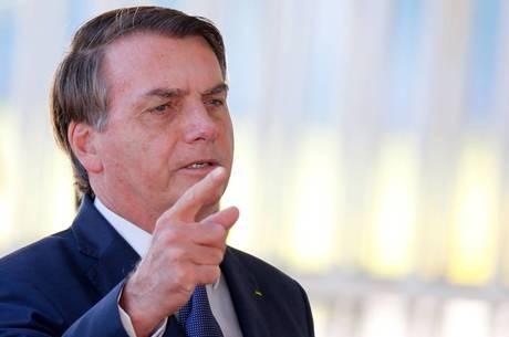 Bolsonaro diz que AGU vai recorrer da decisão do STF