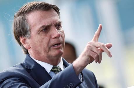 Bolsonaro convidou família para entrar no Alvorada