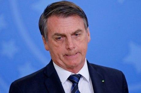 Bolsonaro garantiu que coronavírus não o afetaria