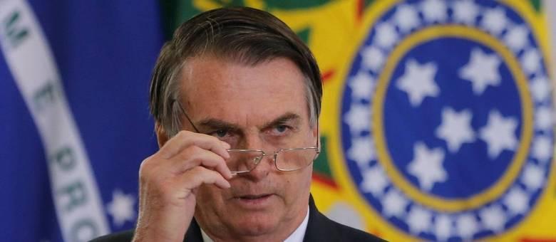 Bolsonaro diz que Brasil se solidariza com a Venezuela