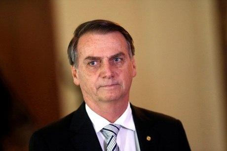 Jair Bolsonaro relatou ameaças à PF