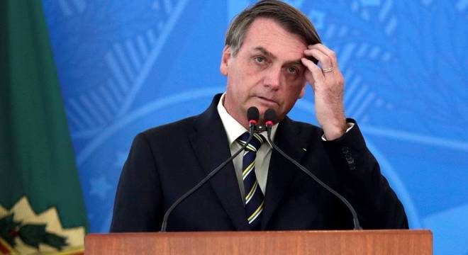 Bolsonaro disse a jornalistas que vídeo foi vazamento