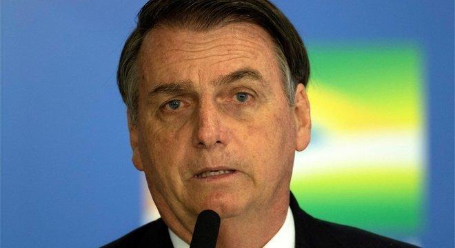 Bolsonaro receberá o prêmio 'Personalidade do Ano' da Câmara de Comércio Brasil-Estados Unidos
