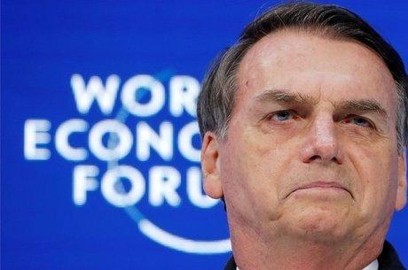 Em sua estreia internacional, Jair Bolsonaro se esforçou para atrair investidores e parceiros estrangeiros