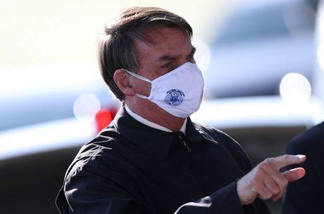 Bolsonaro saiu do Palácio do Alvorada por volta das 16h