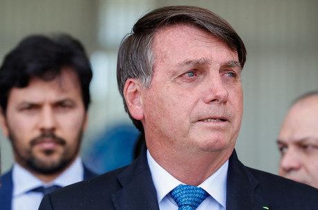 Bolsonaro gravou vídeo sobre meio ambiente