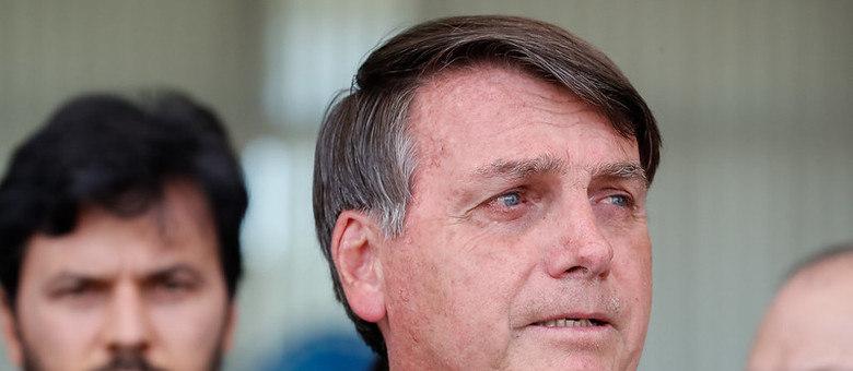 jair Bolsonaro diz que críticos não apresentam soluções, só apontam erros