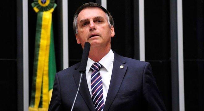 Em sua primeira disputa presidencial, Jair Bolsonaro (foto) foi eleito com 55,13% dos votos