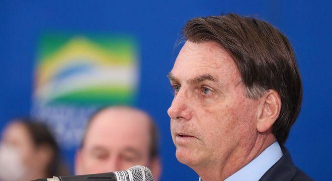 Bolsonaro falou sobre medida em publicação no Twitter