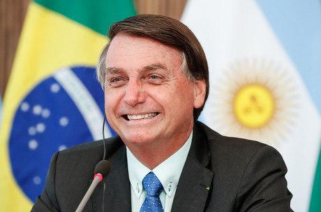 Bolsonaro disse que represas estão em níveis baixos