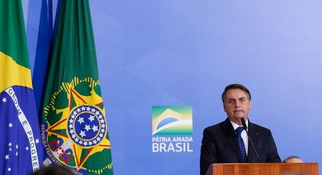 Bolsonaro disse que episódio é 'inaceitável'