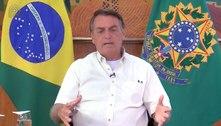 """""""Estou praticamente sozinho"""", diz Bolsonaro sobre impeachment de Moraes"""