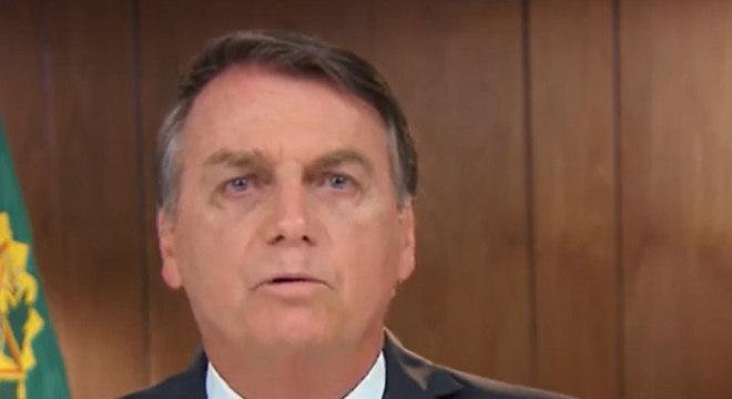 Jair Bolsonaro exalta relação com EUA