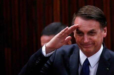 Desde o início de sua vida política, Bolsonaro despontou como um defensor do período da ditadura militar 'Escola de líderes'