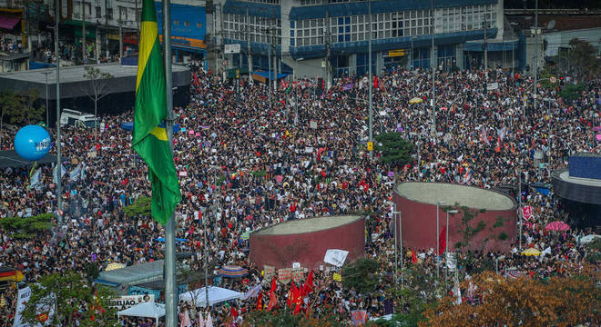 Jair Bolsonaro, Largo da Batata