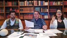 Bolsonaro diz que Luis Miranda não o avisou de corrupção na Covaxin
