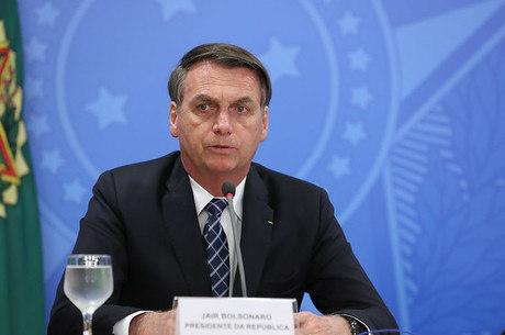 'É barra pesada ser empresário', diz Bolsonaro