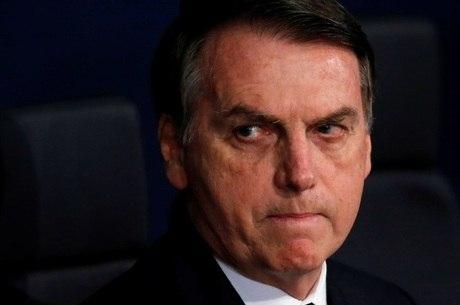 Bolsonaro está no Guarujá a passeio