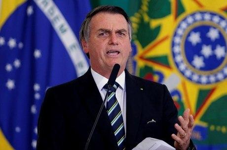 Bolsonaro disse ter conhecimento sobre ameaça