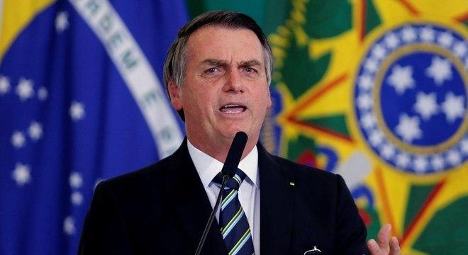 Presidente brincou sobre visitar Ricardo Salles