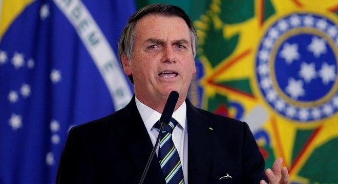 BRASIL – Bolsonaro: Vamos entrar com um projeto para legalizar o garimpo
